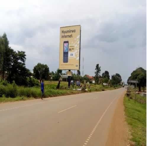 KAYUNGA BILL BOARD