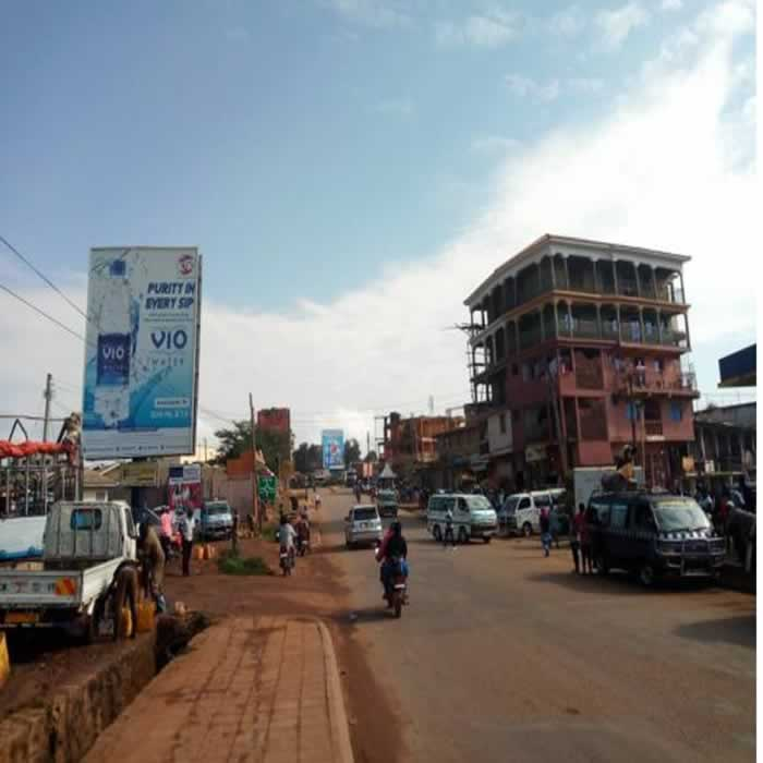 MBALE CITY HASS PETROL STATION