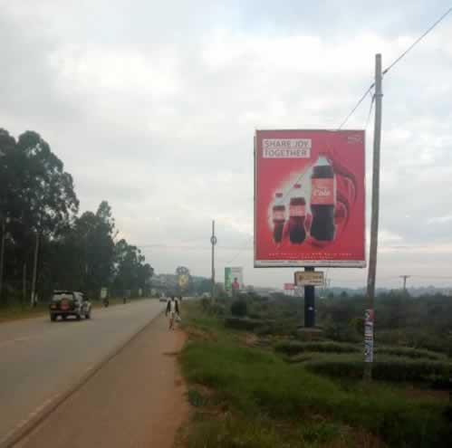 MBARARA NEAR COCA COLA FUCTORY